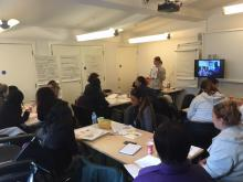 Training session - 'Developing a Communication Friendly 2 Year Old Provision'